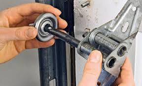 Garage Door Tracks Repair Manvel