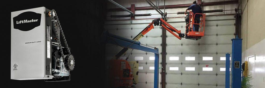 Commercial Garage Door Installation Manvel